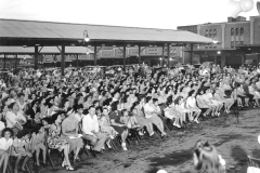 1950: Family Concert - Market Square