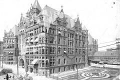 1892: City Hall - Main btw 4th & 5th