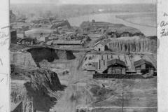 1878: Street Grading - 3rd & Main